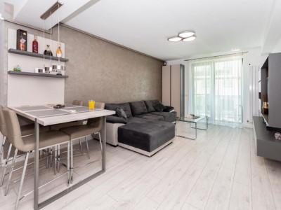 Mamaia Nord - Apartament de lux cu 2 camere, mobilat si utilat complet
