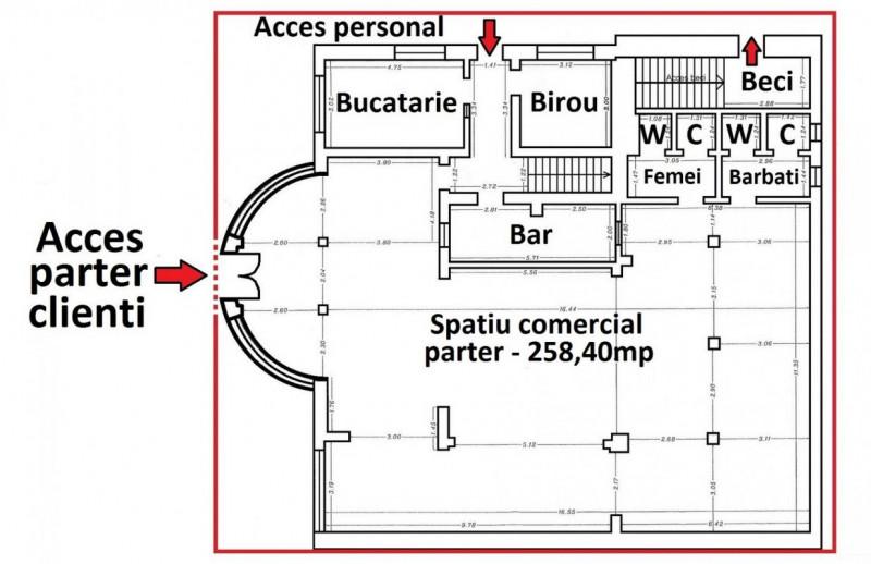 Ovidiu – Centru – Spatiu Comercial P+E 565mp util