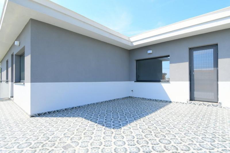 Vila moderna P+E cu teren 500mp finisata total