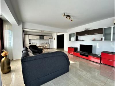 Apartament 2 camere, 92mp, Mamaia statiune, de inchiriat in extrasezon