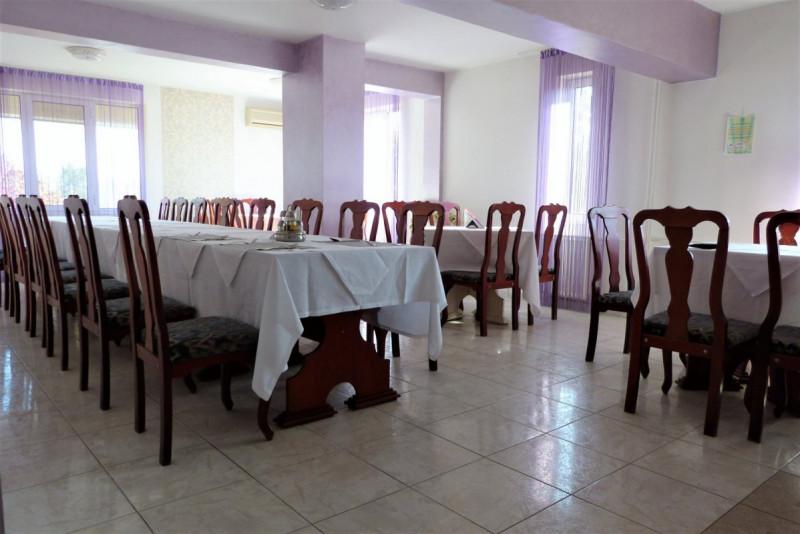 OVIDIU-Hotel si restaurant cu vad format!