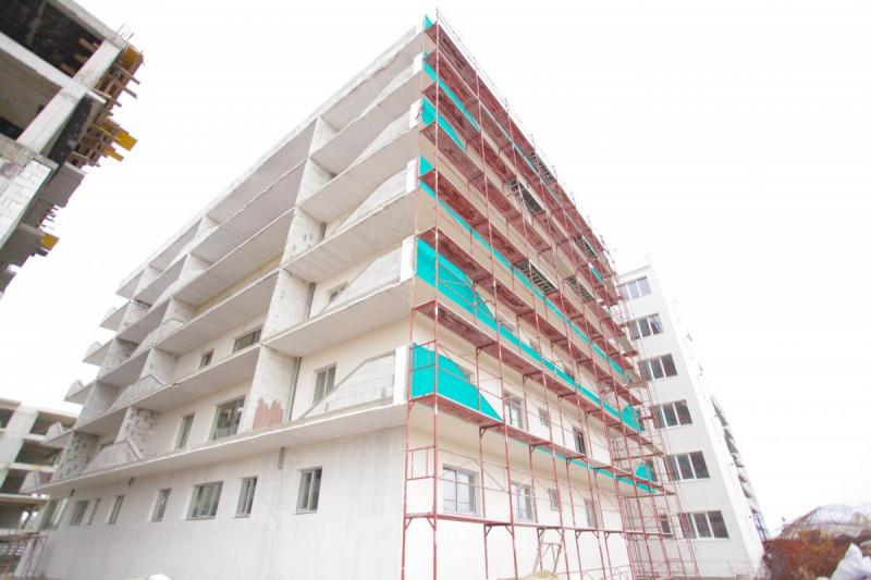 #Apartament de 3 camere cu terasa 42mp! Vedere la mare!