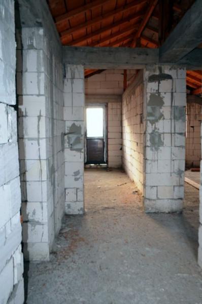 Agigea - Podul Apolodor, casa P+M, 4 camere, la rosu